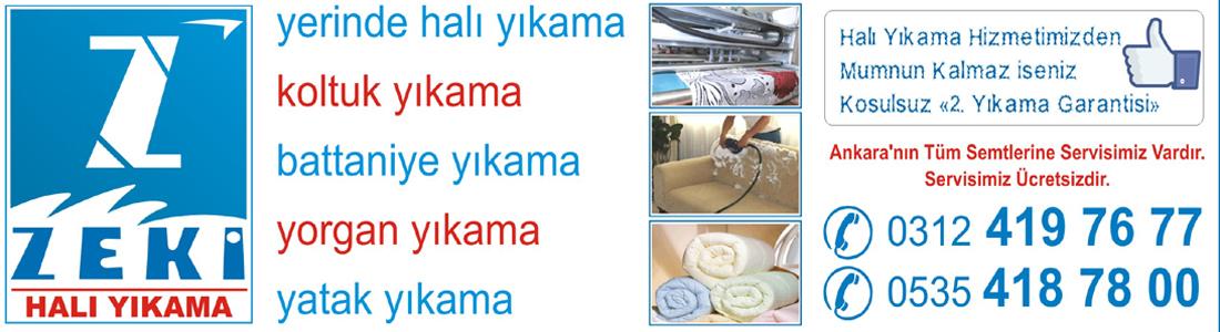 Ankara Öveçler halı yıkama